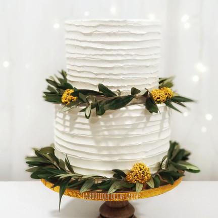 tarta de boda 2020