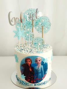 frozen tarta
