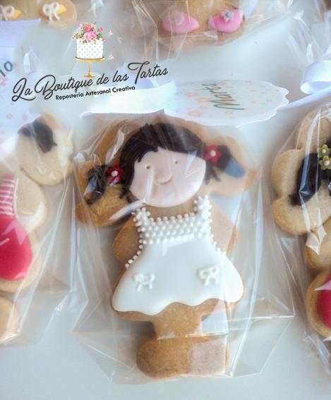 galletas niña