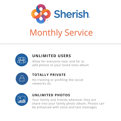 Sherish Monthly Service (Required)