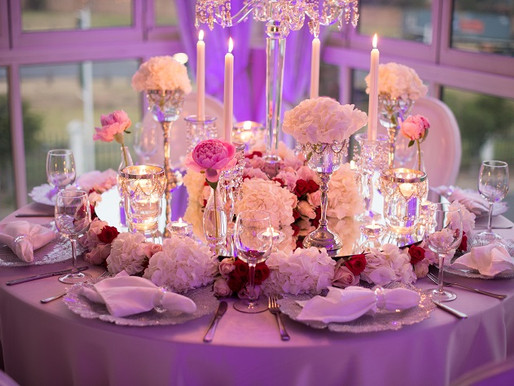 Styled Shoot | Romantic Elegance