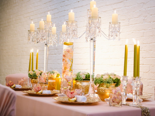 Styled Shoot |