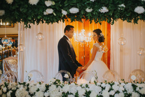 Real Wedding: Jacqui and Pieter
