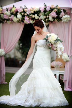 Styled Shoot: Floral Opulence