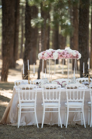 Fancy Forest Styled Shoot