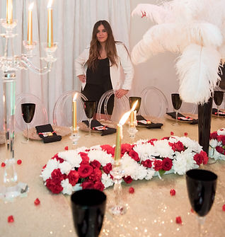 Top South African wedding planner and entrepreneur Kelly Sadie