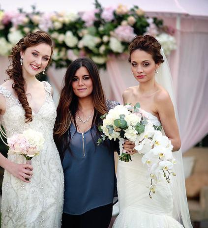 Best wedding planner in South Africa and female entrepreneur Kelly Sadie