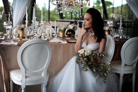 Styled Shoot: Luxe Glam
