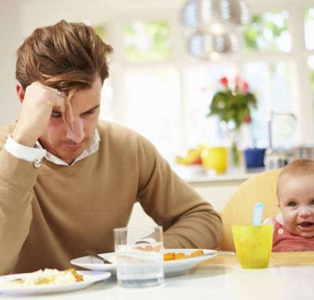 Can I cope as a single Dad?