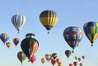 Stowe Hot Air Balloons | Stowe Meadows