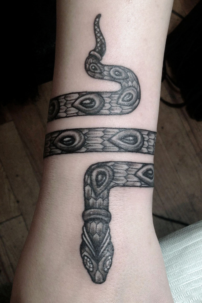 3fd6b776c wrap around the arm snake