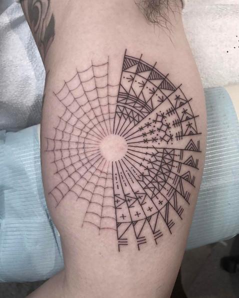 Scott Campbell Brooklyn Saved Tattoo