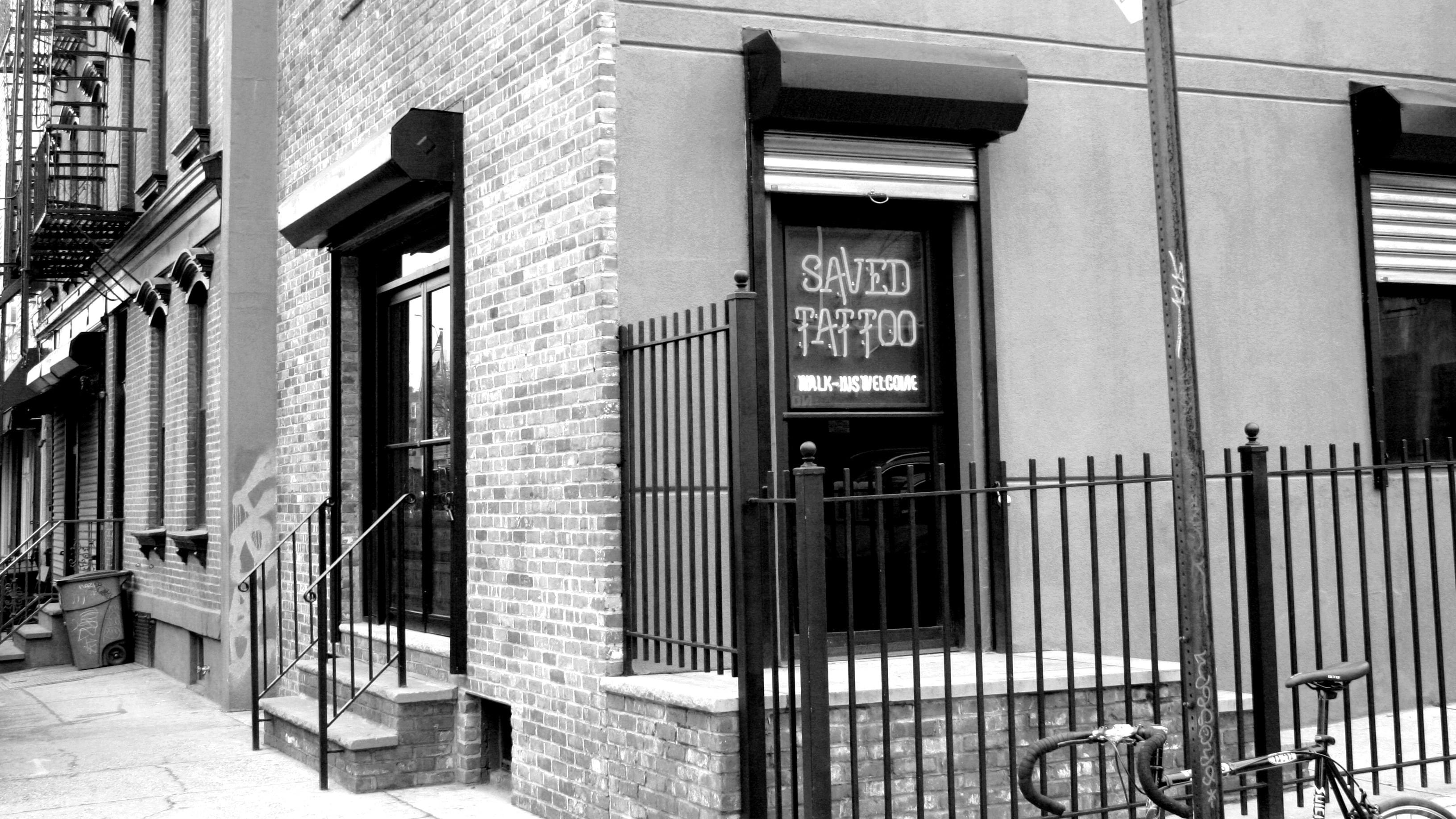 735a60822 Tattoo | Brooklyn | Saved Tattoo