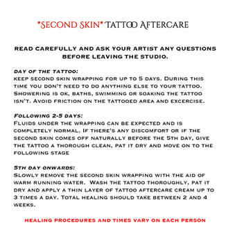 2. Second Skin Tattoo Aftercare.jpg