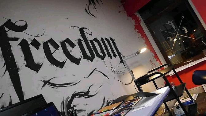 freedom tattoo