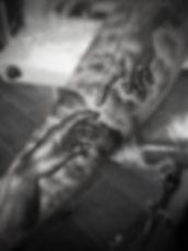 divine gift tattoo