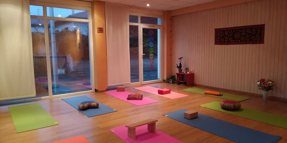 Hatha Yoga Gaillard
