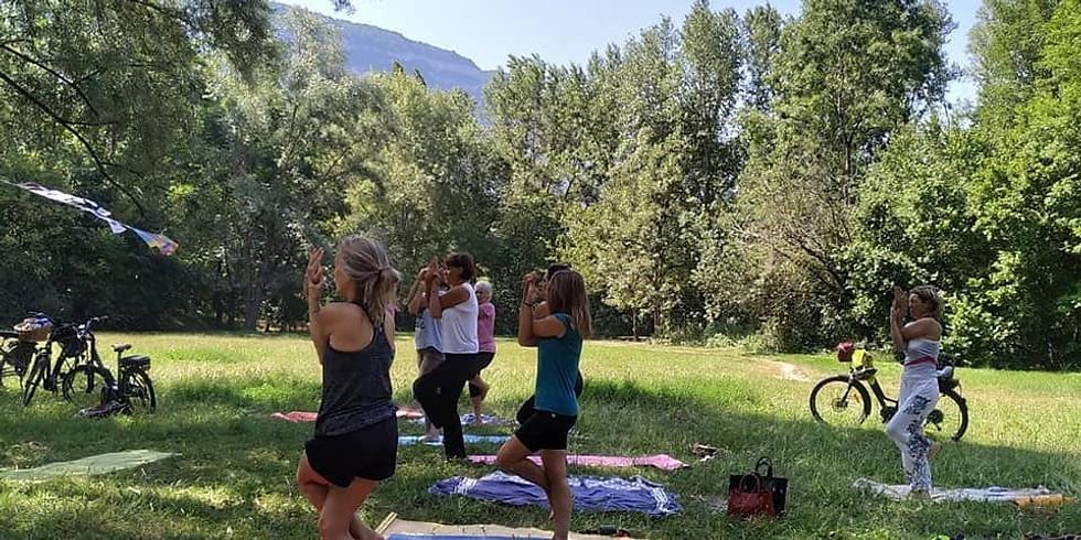 Hatha Yoga Plein Air
