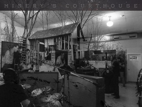 Misery's Courthouse EP LIVE @ Sun Studios (Red Smoke Vinyl)