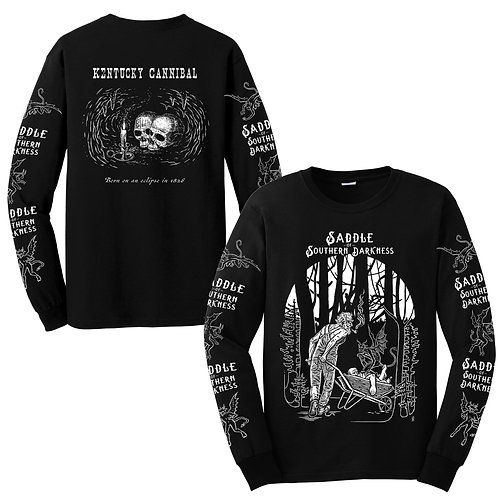 THE KENTUCKY CANNIBAL LONGSLEEVE SHIRT