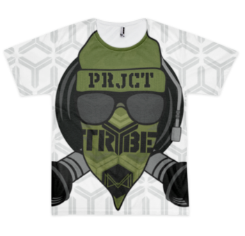 PRJCT MASK - Full Print T-Shirt