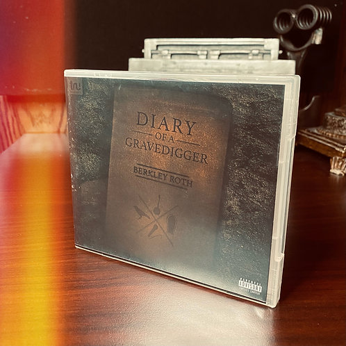 Berkley Roth - Diary of a Gravedigger (Autographed Disc)