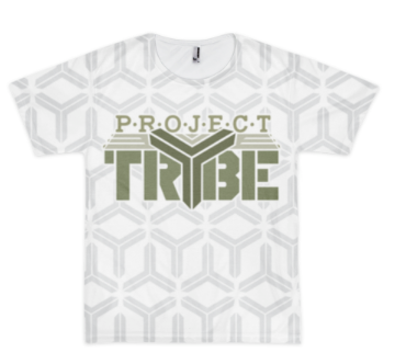 PROJECT TRYBE - Full Print T-Shirt