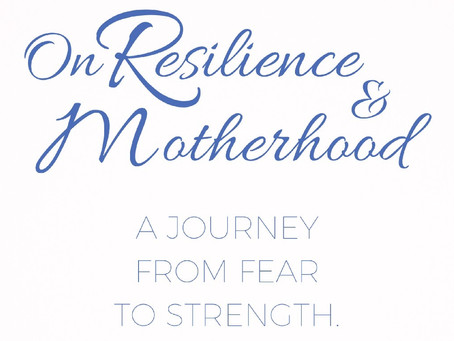 A Journey from Fear to Strength