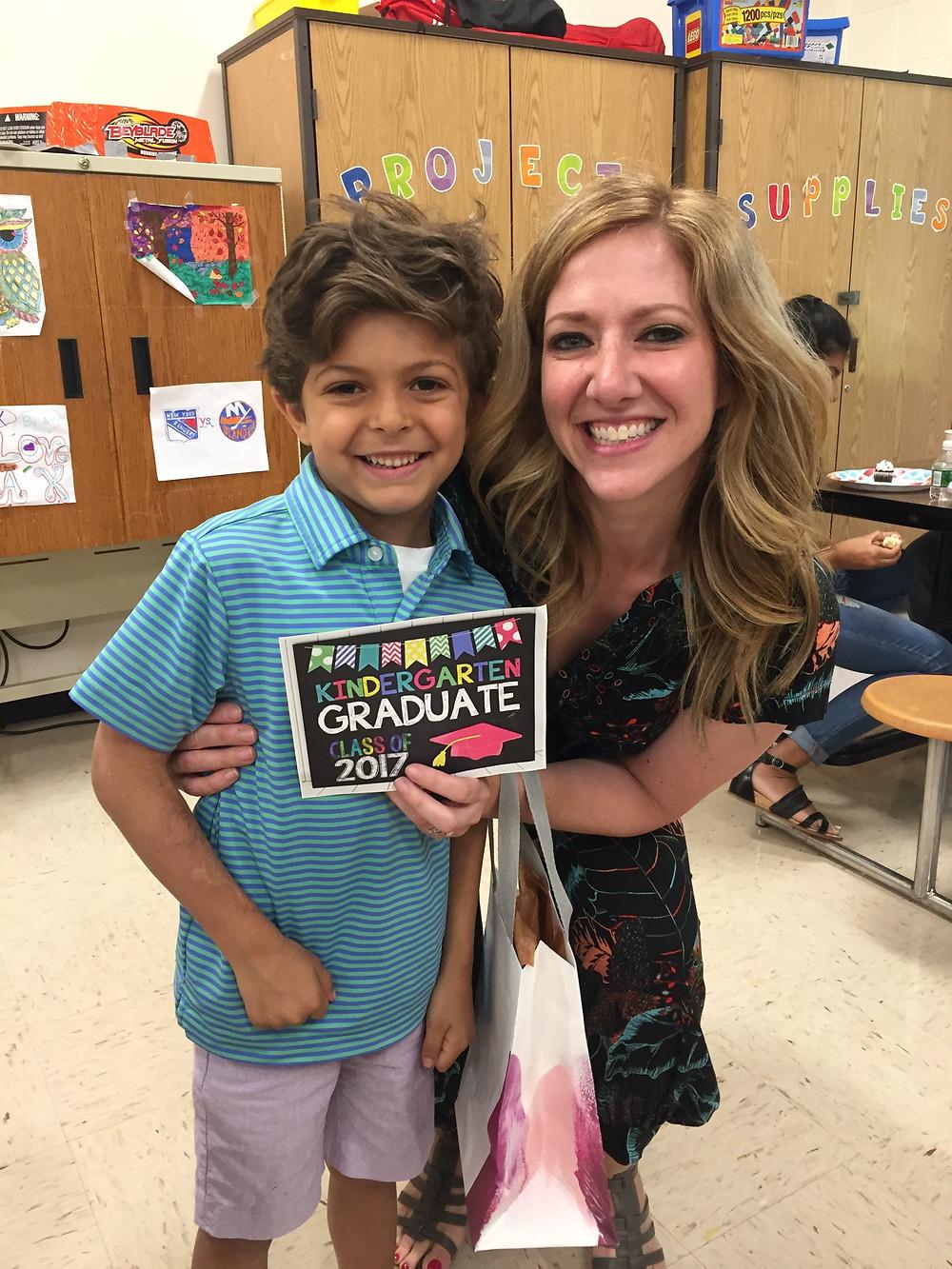 A Kindergarten teacher who views her students through their strengths.