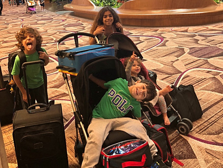 11 Tips for Surviving Plane Travel with Kids