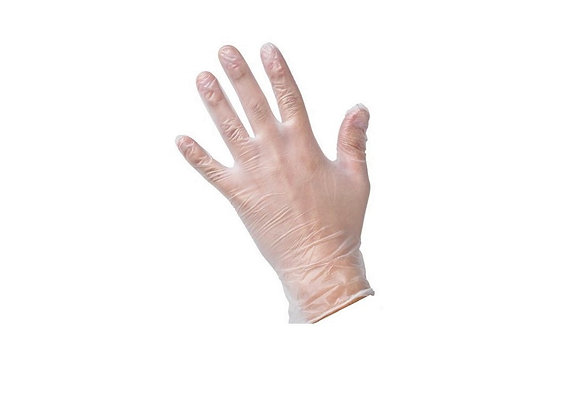 Luvas de Polietileno ( Palhaço )