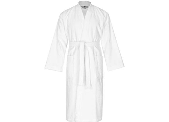 Kimono PP com manga e bolsito 100 Unidades Branco