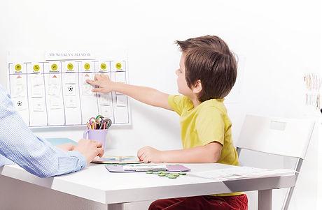Consultation de psychologie enfant