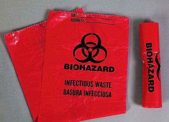 Saco de Risco Biológico 500 Unidades