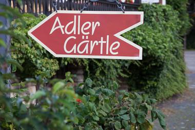 Adler Gärtle