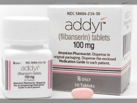Meds for Libido: Addyi
