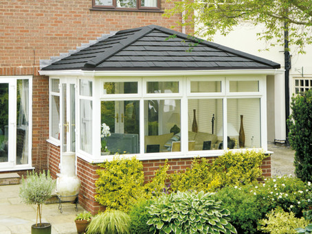 Top 10 Reasons To Have a Tiled Conservatory Roof Installed