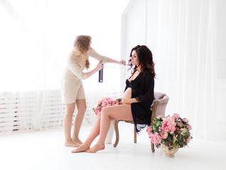 Подготовка к макияжу и прическе