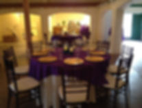 wedding reception bonsall