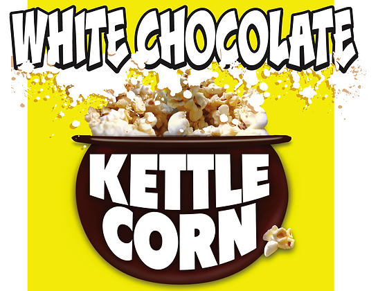 White Chocolate Kettle