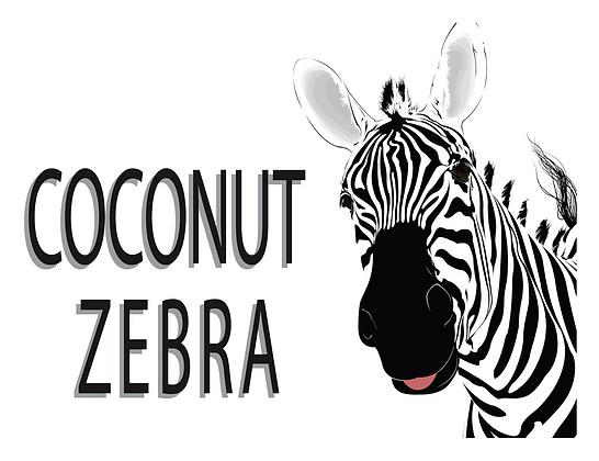 Coconut Zebra
