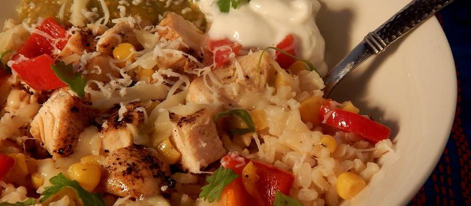 Baja-Style Chicken Bowls | November 2020