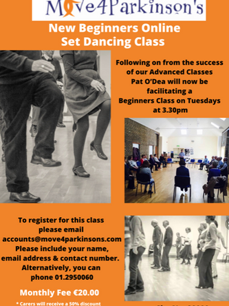 Set Dancing Classes