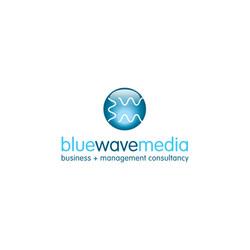 Good-Design-Logo-Design-blue-wave-media.