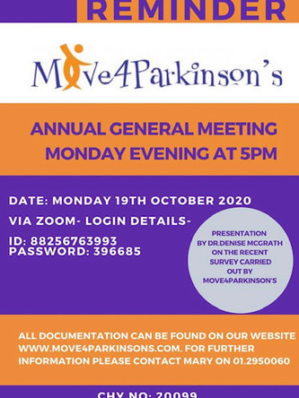 Annual General Meeting 2020