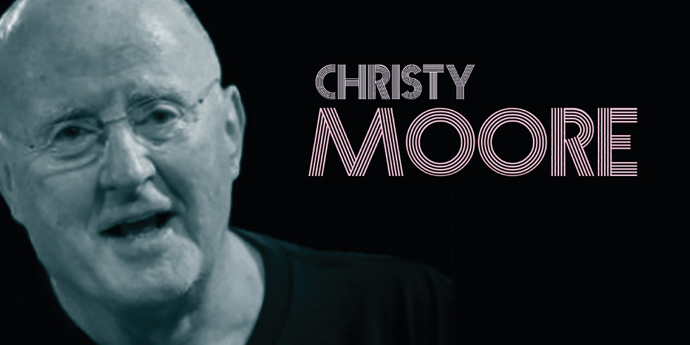 Christy Moore in Conversation