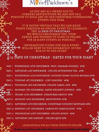 Christmas Dates