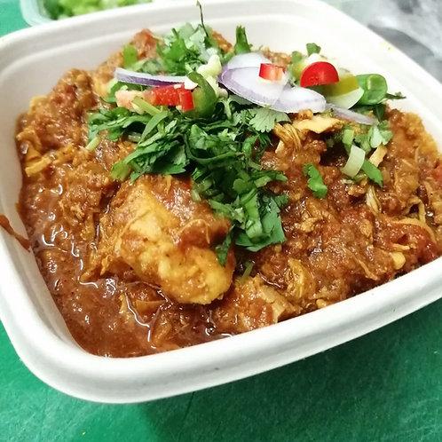 Mummy Ji's Chicken Karahi (GF)
