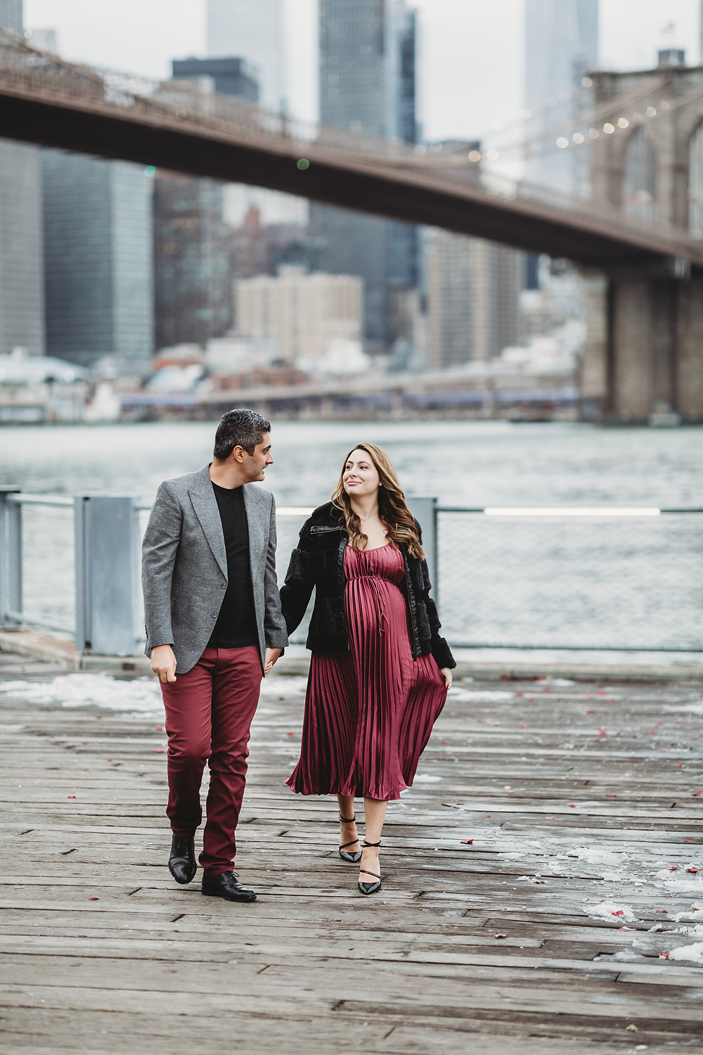 pregnancy session nyc