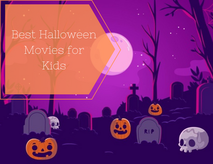 Best Halloween Movies for Kids & Where To Watch Them